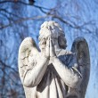 Prayer angel — Stockfoto
