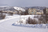 Murmansk — Stock Photo