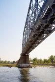View of bridge from below — Stock Photo