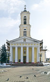 Cathedral of Peter and Pavel — Stock Photo