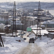 Stock Photo: Murmansk