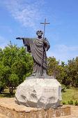 Santo André apóstolo — Fotografia Stock