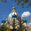 Russian church. - Stock Photo