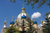 Russian church. — Stock Photo