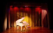 Kuyruklu piyano. — Stok fotoğraf