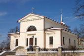 Polish church — Stock Photo