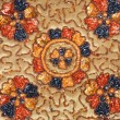 Stock Photo: Oriental carpet pattern