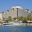 Hotel in Eilat city — Stock Photo