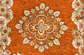Oriental carpet pattern — Stock Photo