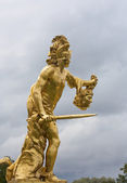 Perseus with the head of the Gorgon Medusa. — Stock Photo