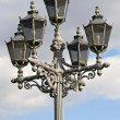 Old street lamp, St. Petersburg — Stock Photo #9821033