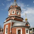 Church in Yaroslavl Russia — Stock Photo