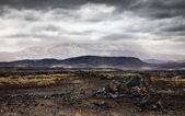 Hekla volcano — Stock Photo