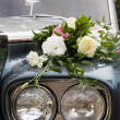 Royalty-Free Stock Photo: Luxury wedding car