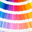 Royalty-Free Stock Photo: Pantone color sampler catalogue