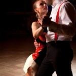 Постер, плакат: Lets Tango