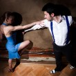 Seduction Dance — Foto de stock #8688241