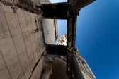 дворец диоклетиана — Стоковое фото