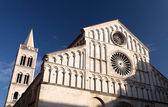 Katedra w zadar — Zdjęcie stockowe
