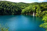 Lago di plitvice — Foto Stock