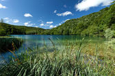 Parco nazionale di plitvice — Foto Stock