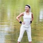 koşucu — Stok fotoğraf