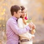 Happy couple — Stock Photo #9122018