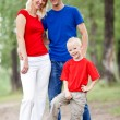 Happy family — Stock Photo #9329219