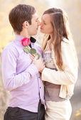 Happy couple — Stock Photo