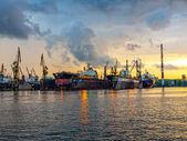 船厂 — 图库照片