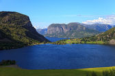 Fjords in Norway — Stock Photo