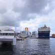 Port of Stavanger, Norway. — Stock Photo