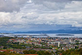 Stavanger in Norway — Stock Photo
