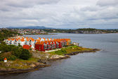 Norwegian landscapes — Stock Photo