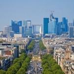 View of Paris — Stock Photo