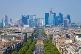 View of Paris — Stock Photo