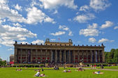 Museum of Antiquities in Berlin — Stock Photo