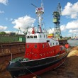 Shipbuilding, ship repair - Foto de Stock