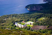Dalsnuten in Rogaland — Stock Photo