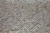 Старые поврежденные плитки — Стоковое фото