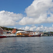 Harbour of Stavanger, Norway. — Stock Photo