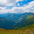 Valley in the High Tatras — Stock Photo