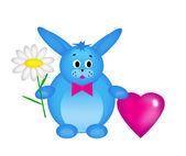 Funny bunny — Стоковое фото