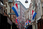 The Queens Day in The Hague Netherlands — Stock Photo