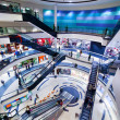 Modern shopping mall interior — Stock Photo