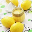 Lemon curd - Stock Photo