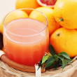 Orange juice — Stock Photo #8584519