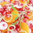 Fruity salad — Stock Photo