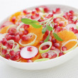 Fruity salad - Stock Photo