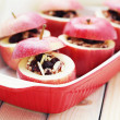 Baked apples — Stock Photo #9476414